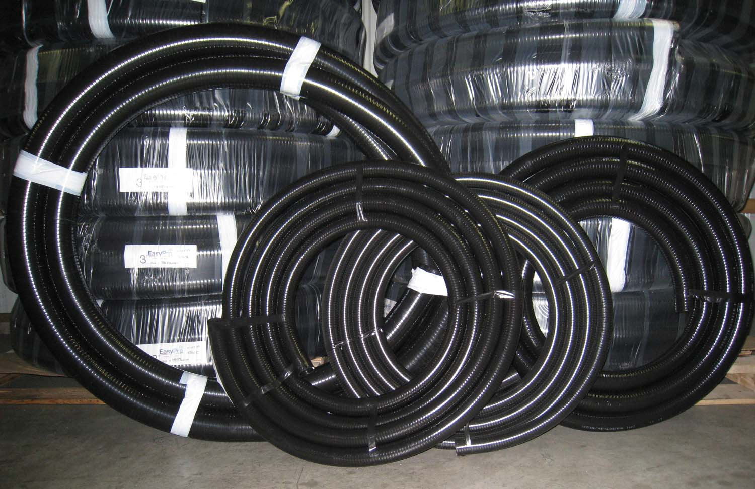 Promec Professional Mechanical Electrical Wire Flexible Pipe Suppliers Upvc